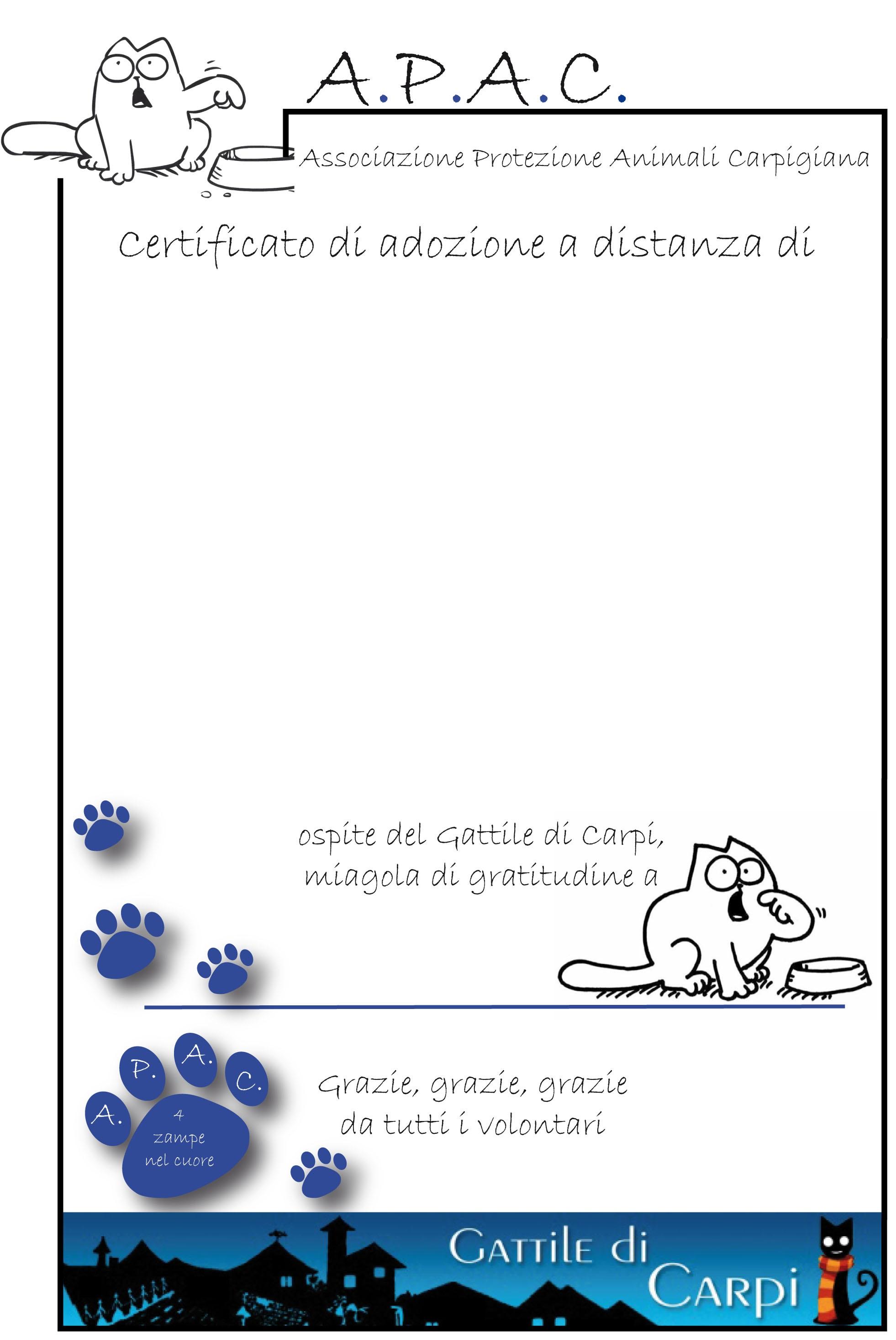 CERTIFICATO ADOZIONE GATTILE copia4