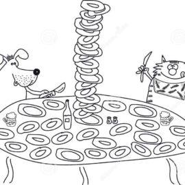 Pranzo di beneficenza per Gattile e Canile