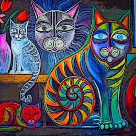 Il nome dei gatti, di T.S. Eliot